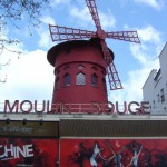 Paris - Moulin Rouge, Pigalle