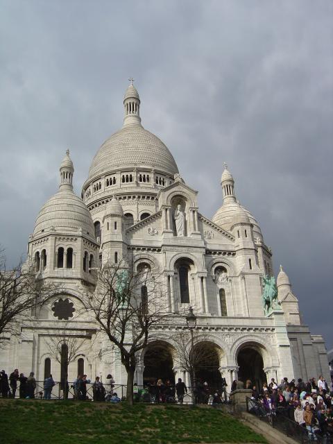 Paris - Sacré Coeur, Montmartre