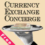 coChange currency exchange concierge