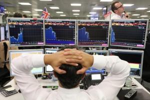 chute de la livre sterling : panique à la City
