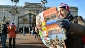 Chute de la livre sterling: opportunité de vacances et weekends à Londres